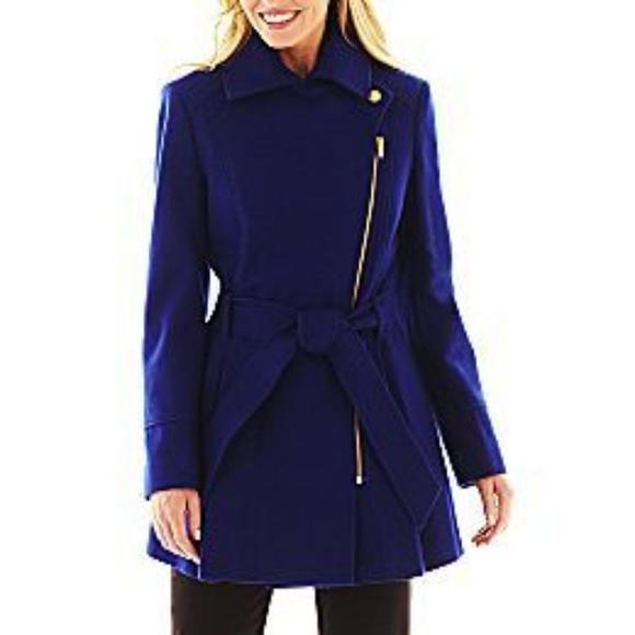 Siena Studio Jackets & Blazers - Siena Studio Zip Front Trench Coat